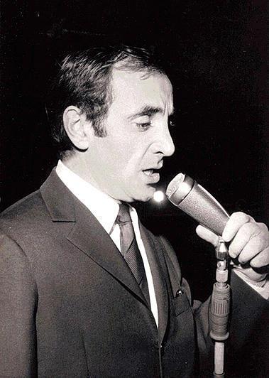 Charles Aznavour -  Любимые песни - 2012
