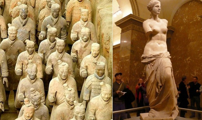Выдающиеся археологические памятники, которые нашли случайно.
